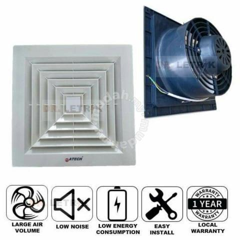 10 ventilation ceiling exhaust fan home appliances kitchen for sale in others selangor mudah my