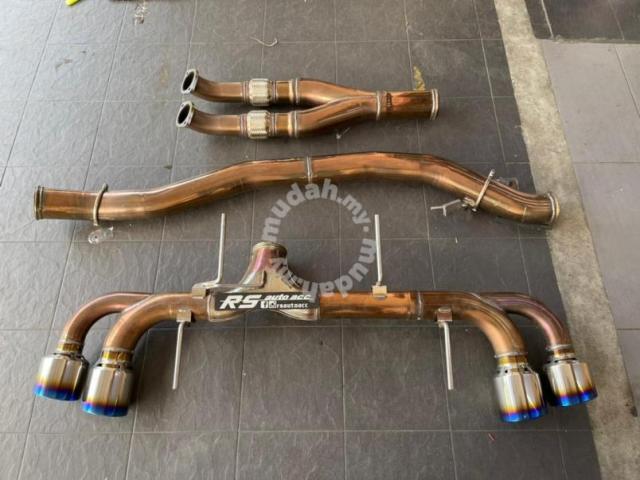 hks racing muffler exhaust r35 gtr gtr35 4 inch car accessories parts for sale in butterworth penang mudah my