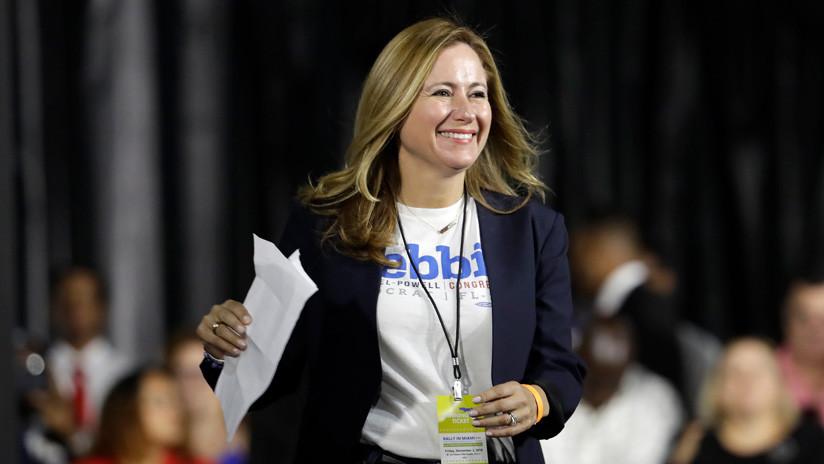 ¿Quién es Debbie Mucarsel-Powell, la ecuatoriana que alcanzó el Congreso de los EE.UU.?