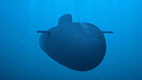 Vehículo subacuático no tripulado Poseidón de propulsión atómica.