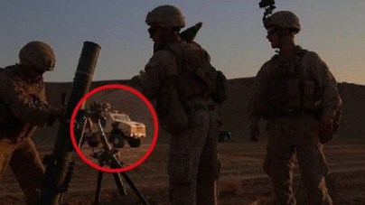 Französische Armee in Ostsyrien? Bildbeweise werfen Fragen über Frankreichs Rolle im Konflikt auf