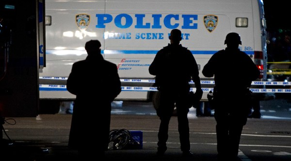Minority police officers sue NYPD over illegal arrest ...
