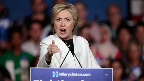 Democratic U.S. presidential candidate Hillary Clinton © Javier Galeano