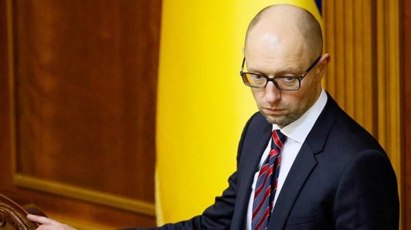 Ukraine PM resigns 2 months after narrowly dodging no ...