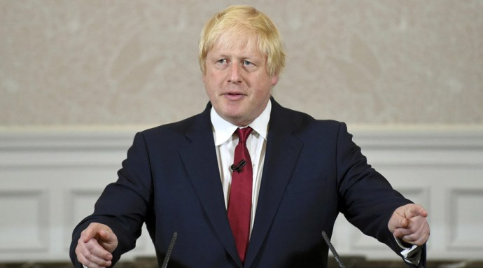 Image result for Foreign Secretary Boris Johnson