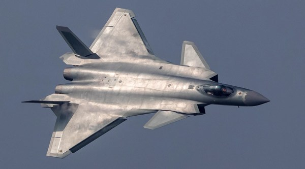 China's Super Weapons: Beware the J-20 and J-31 Stealth ...