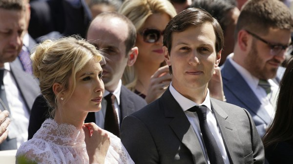 Trump son-in-law Kushner has undisclosed ties to Goldman ...