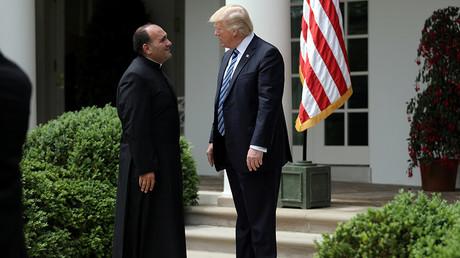 Trump to visit Saudi Arabia, Israel & Vatican in first overseas presidential trip