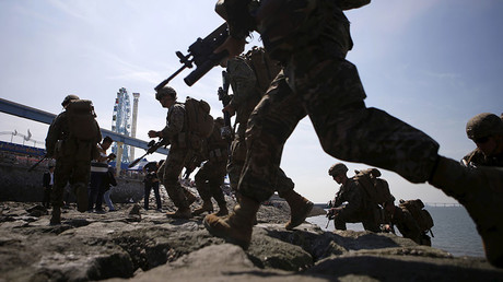 US rejects Russo-Chinese proposal to suspend drills in South Korea