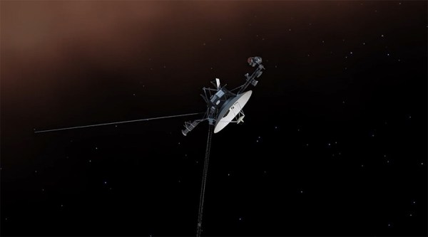 NASA celebrates 40 years of 'farthest-traveling' Voyager 1 ...