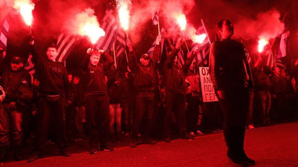 Greek army, police probed over links to neo-Nazi party ...
