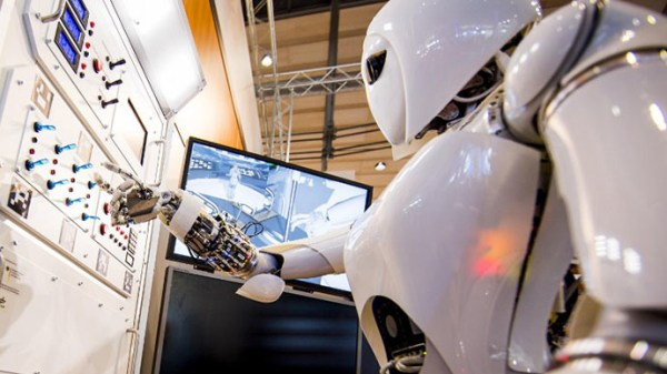 Literal Android: Google develops robots to replace people ...