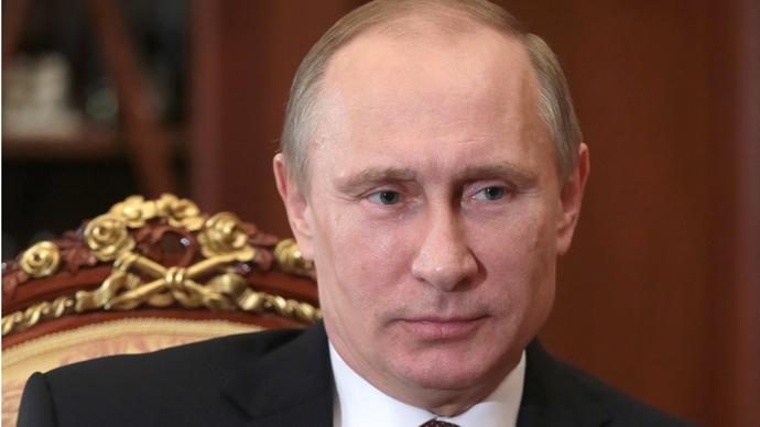 Russian President Vladimir Putin (RIA Novosti / Mihail Metzel)