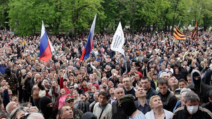 Reuters / Vasily Fedosenko