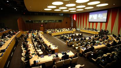 US, Canada & Ukraine vote against Russia's anti-Nazism resolution at UN
