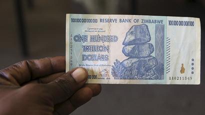 Reuters / Philimon Bulawayo