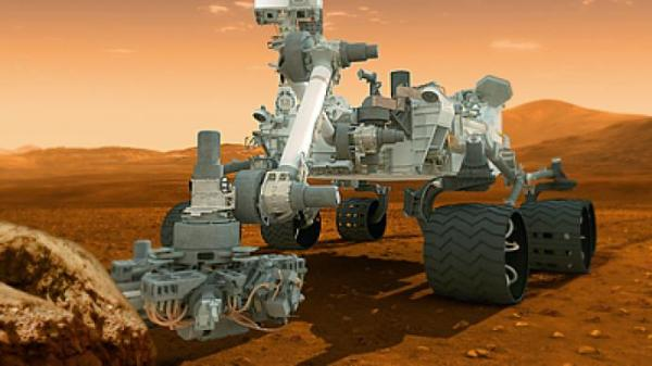 NASA seeing red 25 billion Mars rover to dig for proof