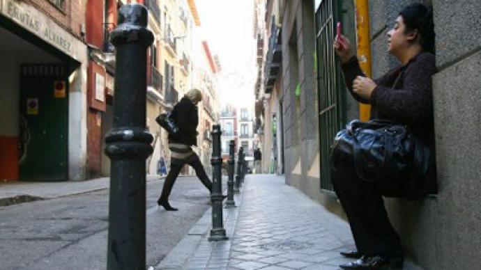 Banking Services Withdrawn Madrid Escorts Declare Sex War