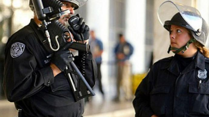 Federal Armed Security Officer