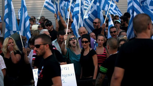 Hellenic excess: Golden Dawn arrests shows Greece go from ...