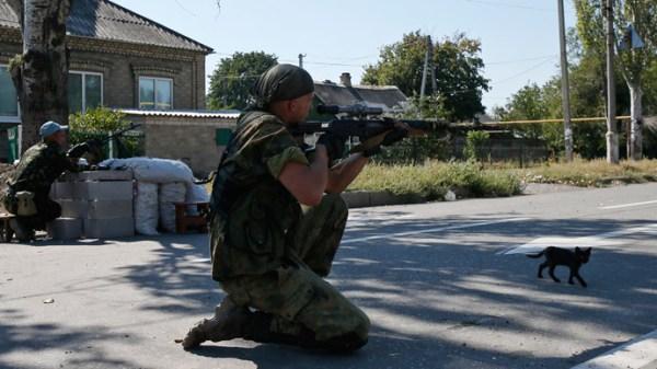 'Donbass' International Brigade — RT Op-Edge