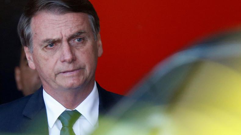 Bolsonaro : il est «insupportable» de vivre dans certains endroits de France à cause des migrants