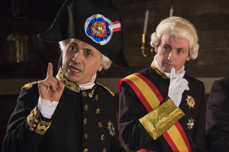 'El Acabose' repasará la batalla de Trafalgar