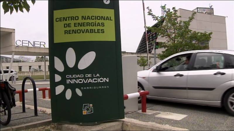 CENER desarrolla aerogeneradores más potentes