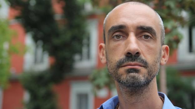 Ramón Márquez, director del refugio 'La 72'
