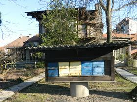 Čebelnjak, Plečnik