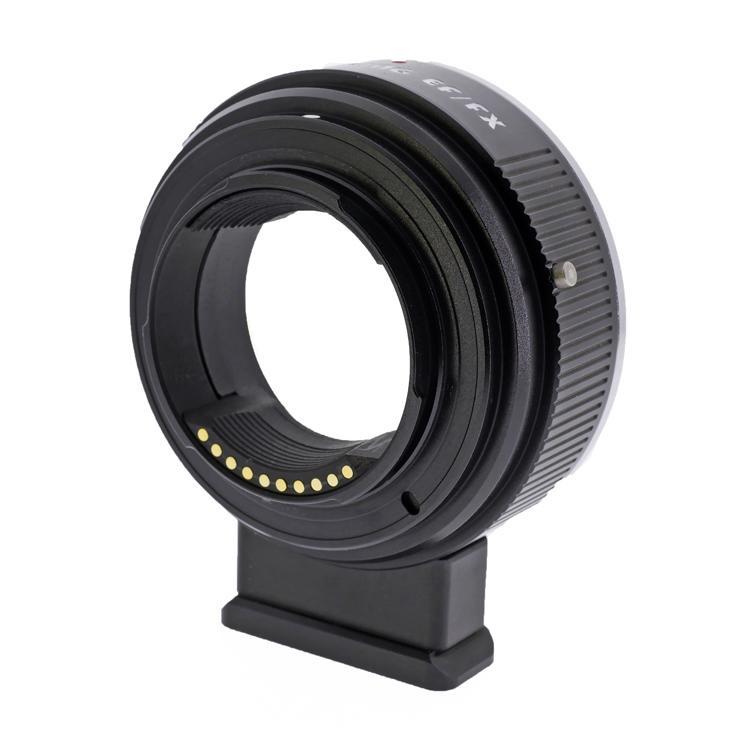 特Steelsring EF-FX CANON EF鏡轉接FUJIFILM FX機身自動對焦轉接環(fringer參考   露天拍賣