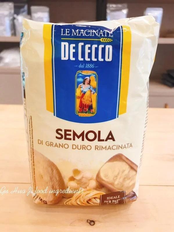   DE CECCO 得科 杜蘭小麥粉 - 1kg   穀華記食品原料 - 露天拍賣