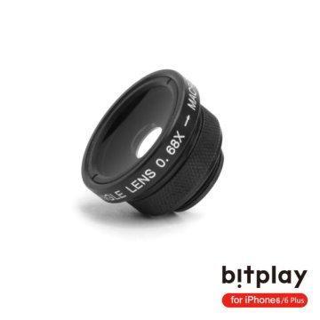 北車實體門市 五鐵 bitplay SNAP!6 for iPhone6 / 6 Plus 廣角+微距(二合一)鏡頭組 - 露天拍賣