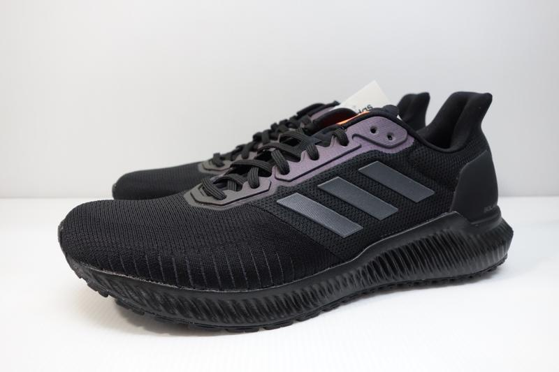 =小綿羊= ADIDAS SOLAR RIDE M 黑 EF1421 愛迪達 男生 慢跑鞋 黑極光 - 露天拍賣