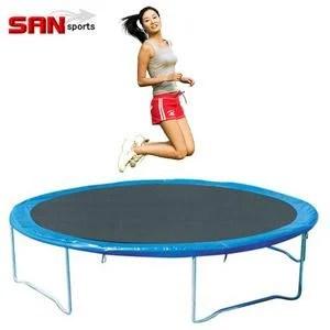大家買96吋彈跳床244cm跳跳床C144-96跳跳樂彈簧床.彈跳樂彈跳器.平衡感兒童遊戲床.運動健身器材.推薦哪裡買 ...