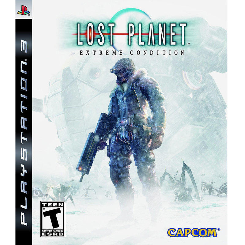 【電玩販賣機】全新未拆 PS3 失落的星球:極限狀態 -英文美版- Lost Planet: Extreme Condi - 露天拍賣