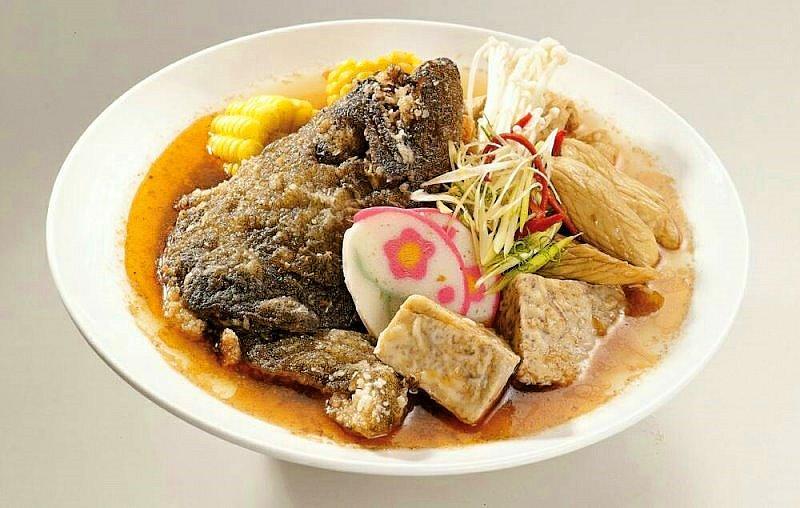 【年菜系列】砂鍋魚頭 / 約2200g 解凍後加熱即可食用 也可再增加配料豐富口感 風味更佳   露天拍賣
