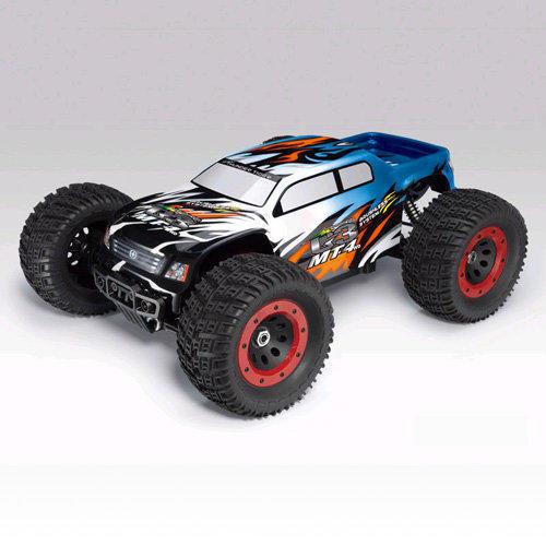 吉華科技@Thunder Tiger 雷虎 6401-F082 MT-4 G3 無刷大腳 1/8電動大腳車 - 露天拍賣