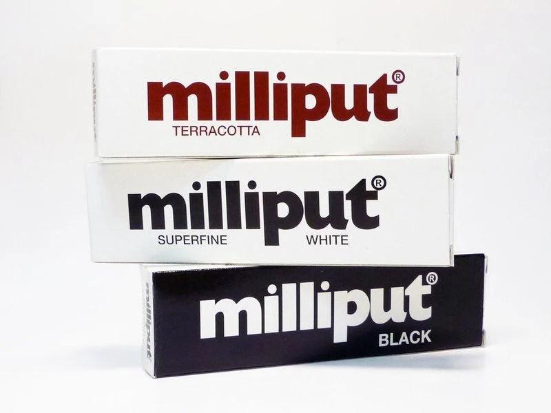 密黏補 Milliput (黑色): DIY防漏修繕的專家 - 露天拍賣