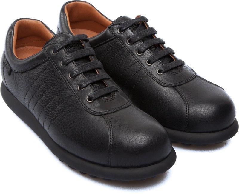 全新 Camper 27205 經典六線 女真皮休閒鞋 - 露天拍賣