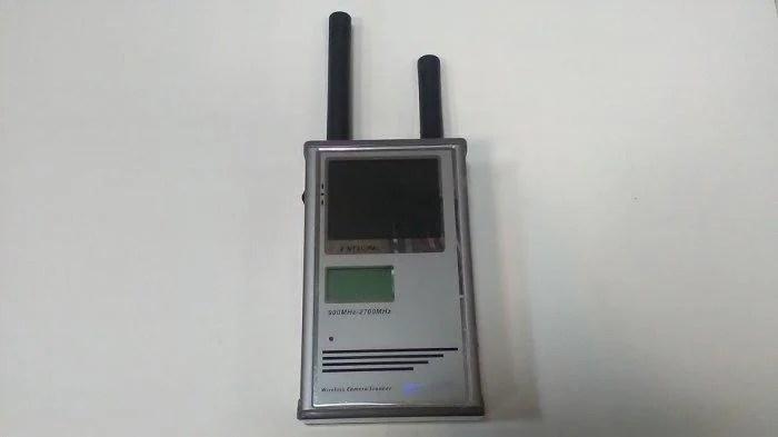 反針孔偵測器.無線針孔.反偷拍.WCS-99XII(幾乎全新) - 露天拍賣