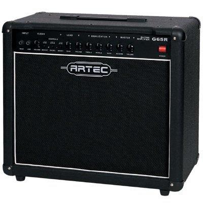 韓國 音箱大廠 Artec 電吉他 音箱 G65R 65W Amp可接耳機 MP3 CD 黑色【樂器零件王】 - 露天拍賣