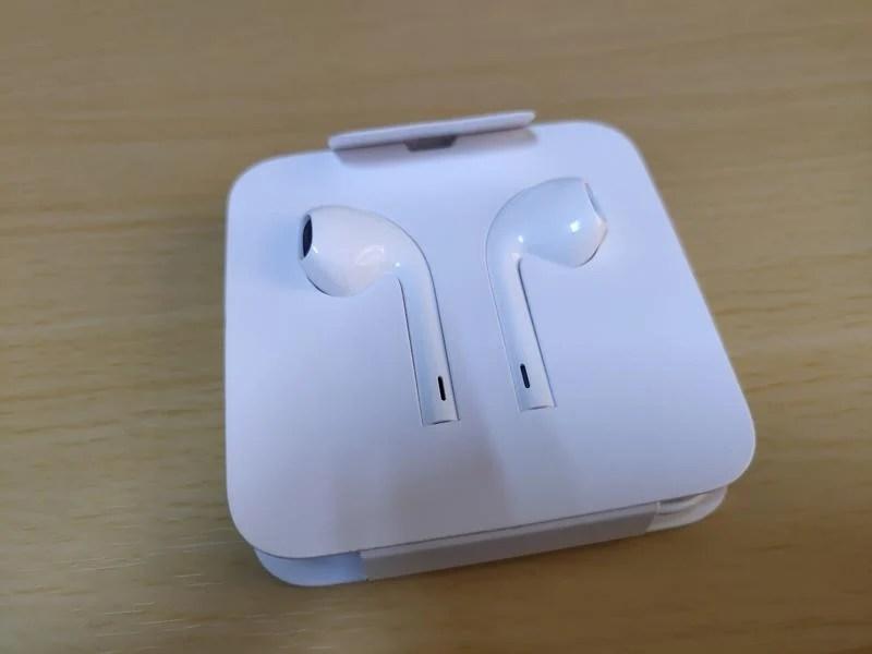 iPhone 全新原廠耳機 EarPods (Lightning 扁頭) - 露天拍賣