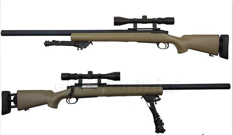 【楊格特價商品】雪狼M24美國陸軍專用狙擊槍(空氣動力全配版)DE - 露天拍賣