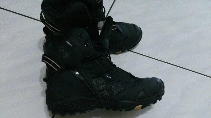 法國 Quechua 迪卡儂 女鞋 登山鞋 雪靴 - 露天拍賣