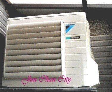 分離式冷氣 室外機 導風罩 圓弧形導風罩 ( 中 ) ( 50cm x 50cm ) ( 可調式 ) 冷氣冷凍專業 - 露天拍賣