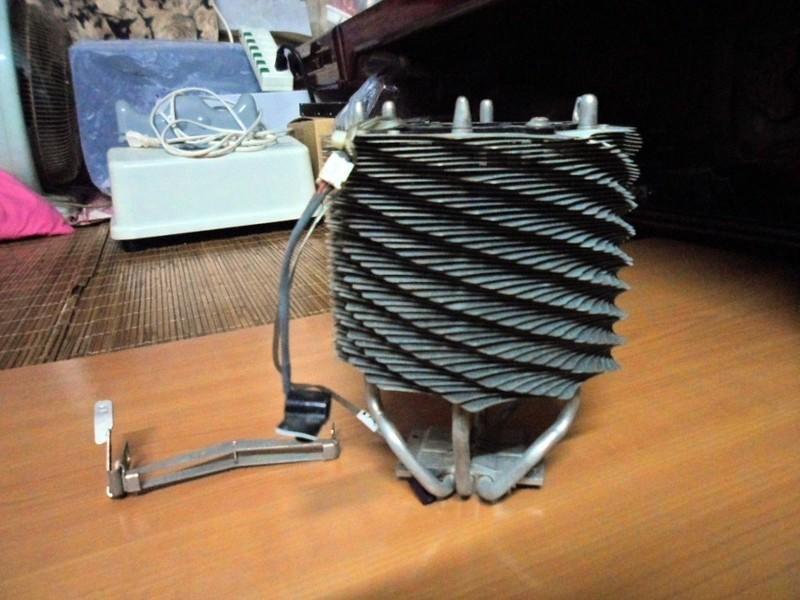 二手-AMD Tt 曜越 Thermaltake SpinQ VT CPU 超頻 散熱 風扇 - 露天拍賣