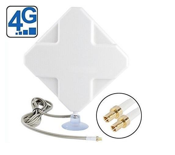 [哈GAME族] HUAWEI W435 4G LTE SMA 外接天線 戶外分享器 35DBI 天線 - 露天拍賣