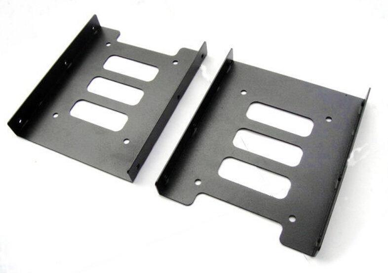 新莊 電腦維修 【伊吉邦電腦】2.5吋 硬碟 SSD 轉 3.5吋 轉接架 固定架 金屬支架 - 露天拍賣