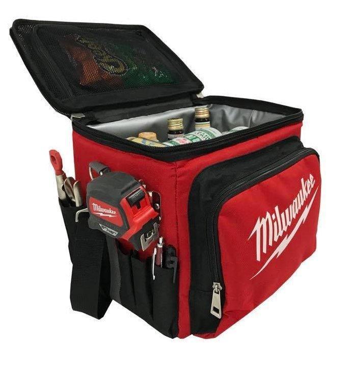 (木工工具店)美沃奇 多功能工具袋 立體保冷袋 工具袋 乾燥袋 附把手(可提/背式) 48-22-8250 - 露天拍賣